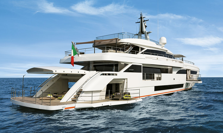 Superyacht Wider 150   Finest Residences
