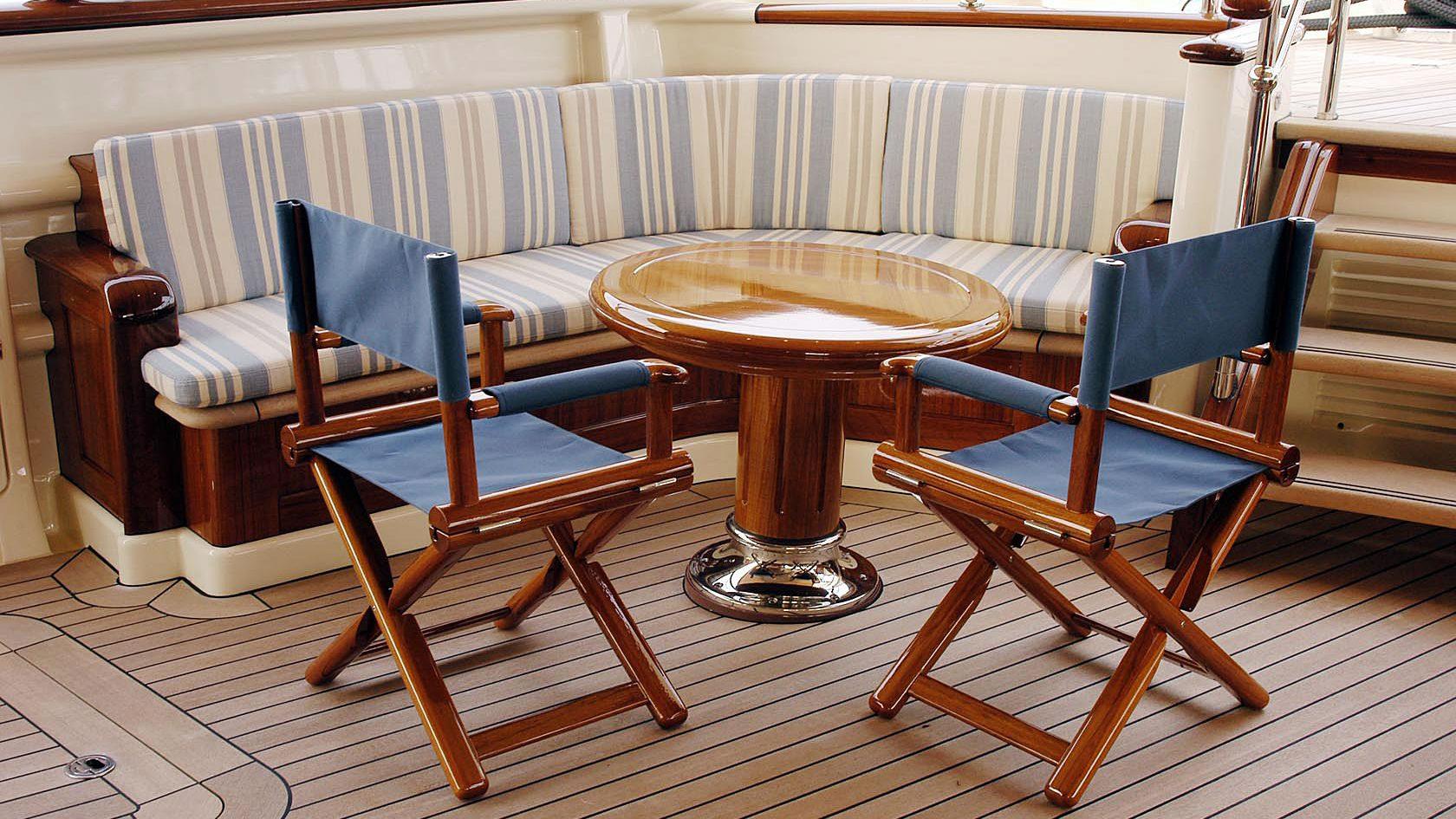 Sailing Yacht ATHENA