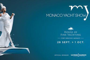 Monaco Yacht Show 2016 | Finest Residences