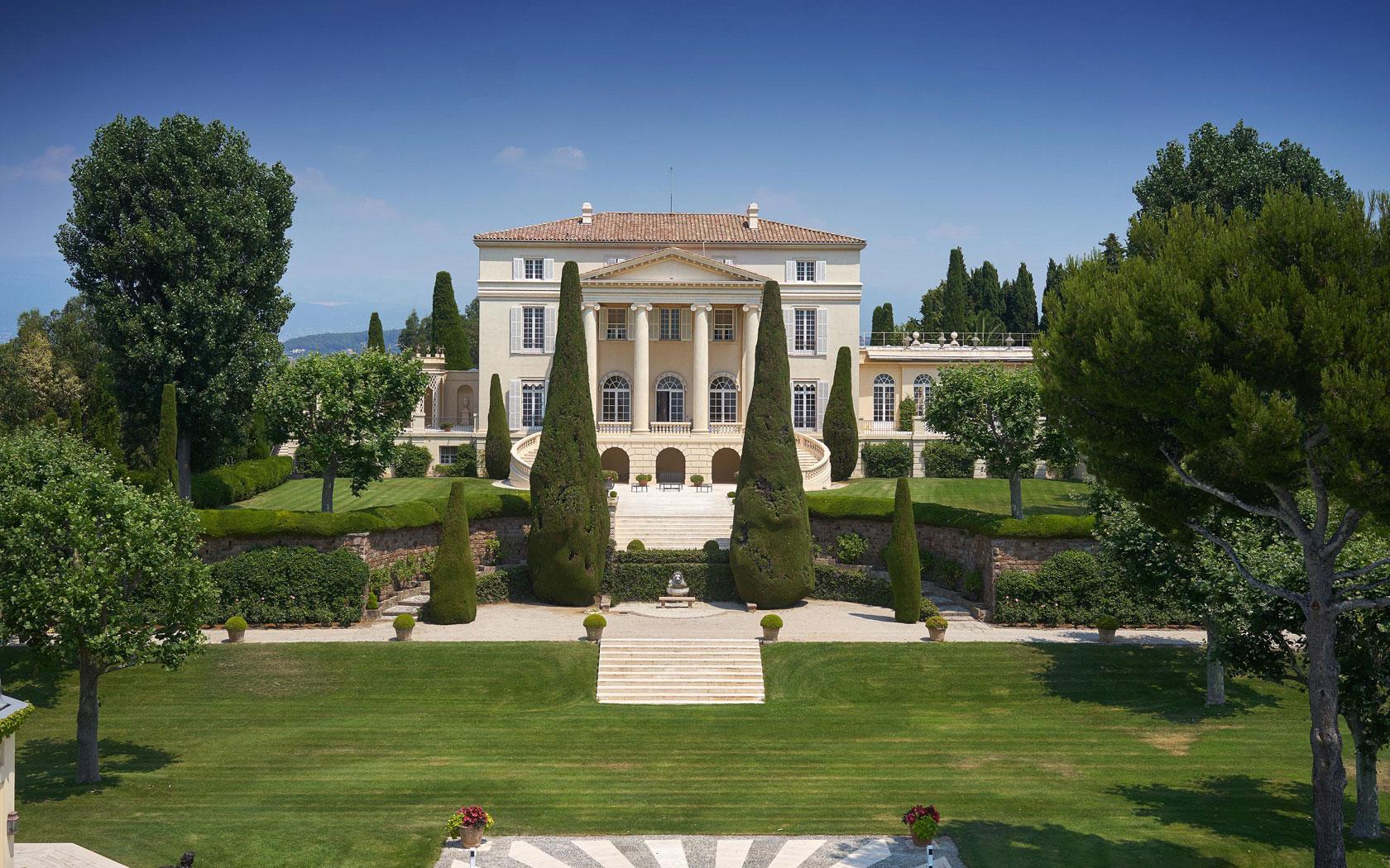 Castle of La Croix des Gardes, Cannes | Côte d'Azur Sotheby's International Realty | Finest Residences