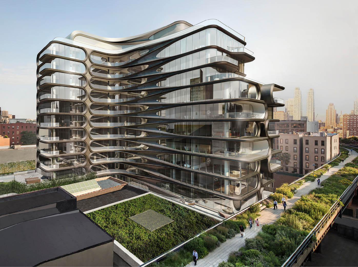 Luxury Penthouse Chelsea, New York | Related Sales & Corcoran Sunshine | Finest Residences