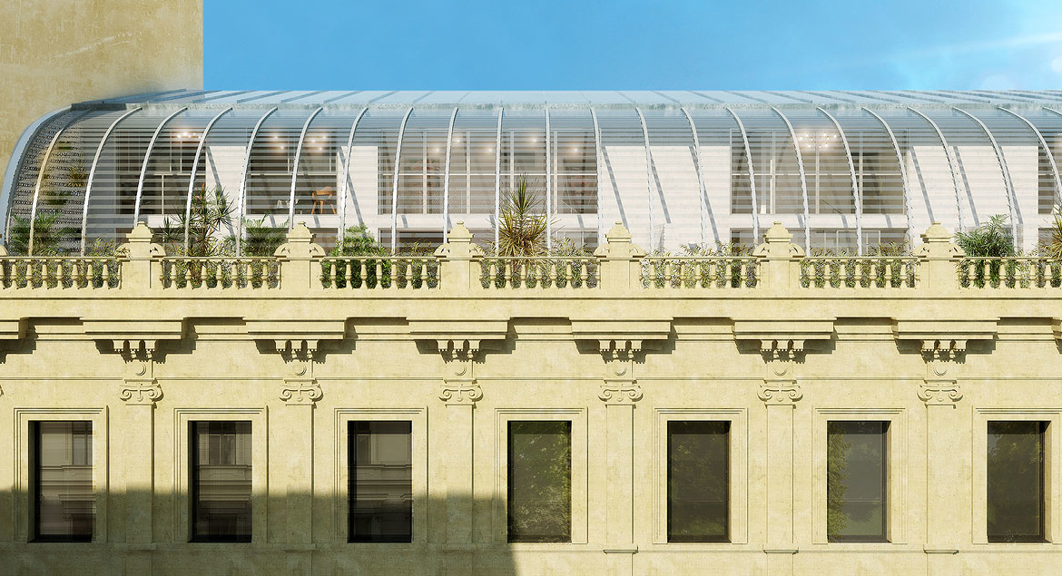 Wilson Plaza on Finest Residences - The cristalline conservatory