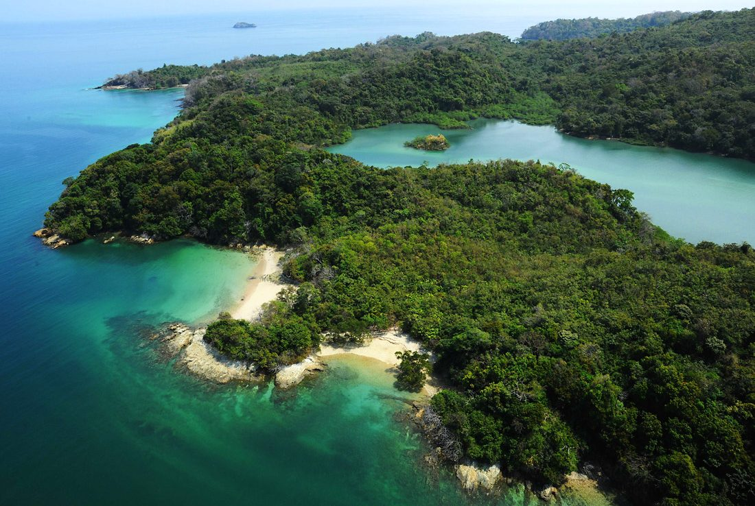 Islas Cayonetas Private Islands Las Perlas Panama