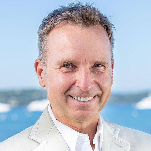 Peter Illovsky, President and Associate |Côte d'Azur Sotheby's International Realty