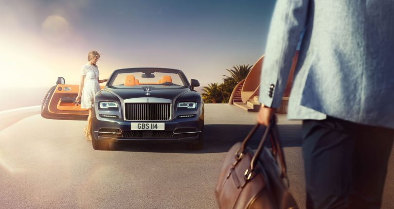 Rolls-Royce Dawn, the uncompromised Luxury