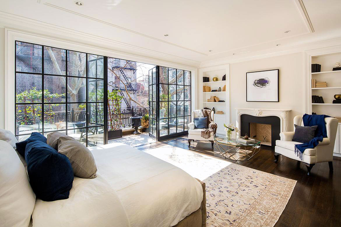 West Village luxury home | Dolly Lenz Real Estate | Finest Residences