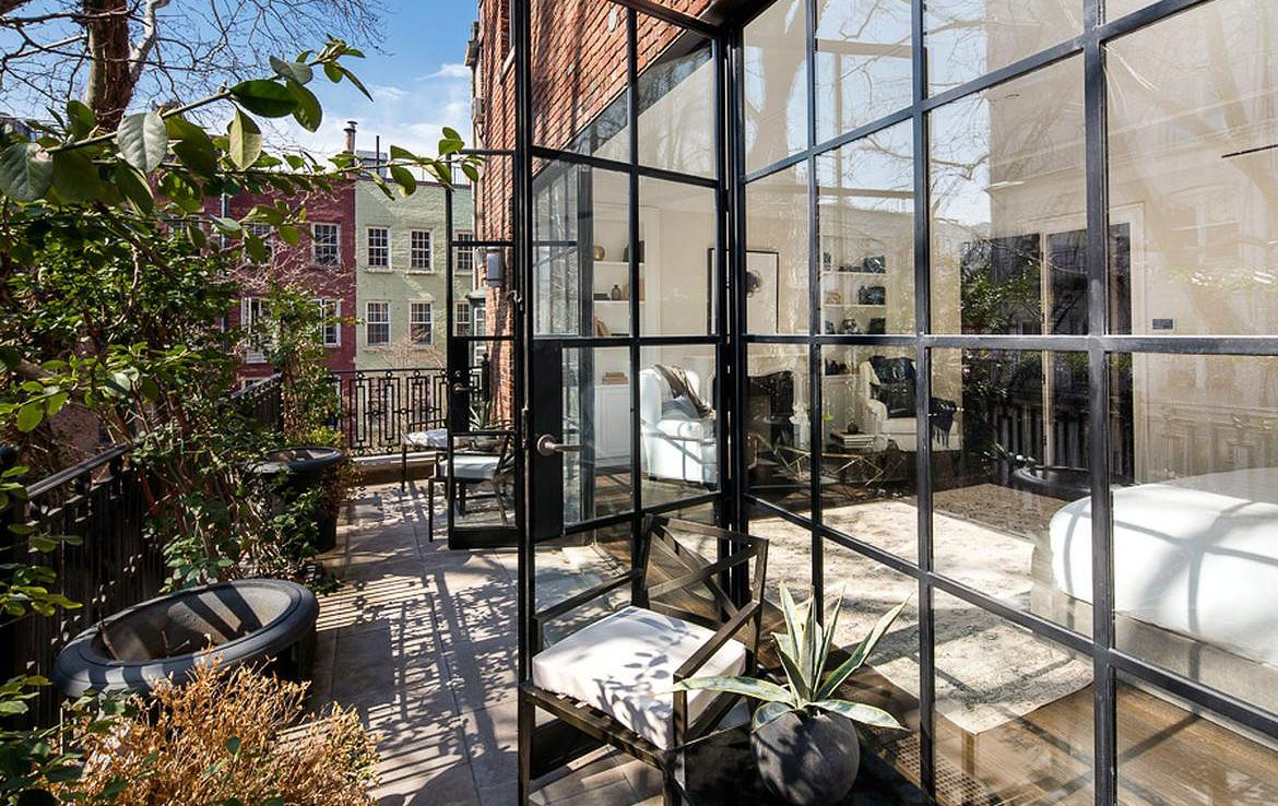 Luxury home in west village manhattan new york finest for Luxury houses in new york