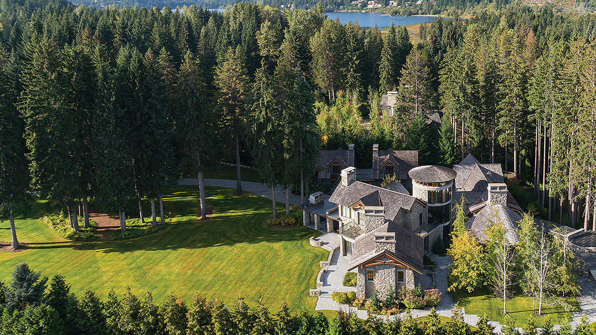 Whistler Estate | Vancouver luxury real estate | Harvey Kardos | Finest Residences