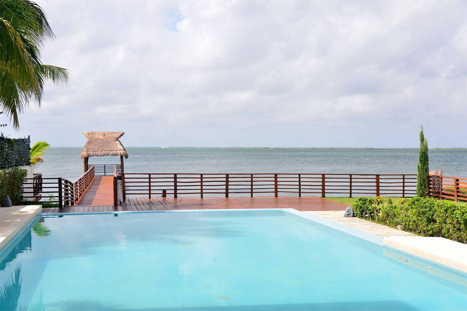 Casa Murmullo, Cancun luxury waterfront home | Riviera Maya Sotheby's |Finest Residences