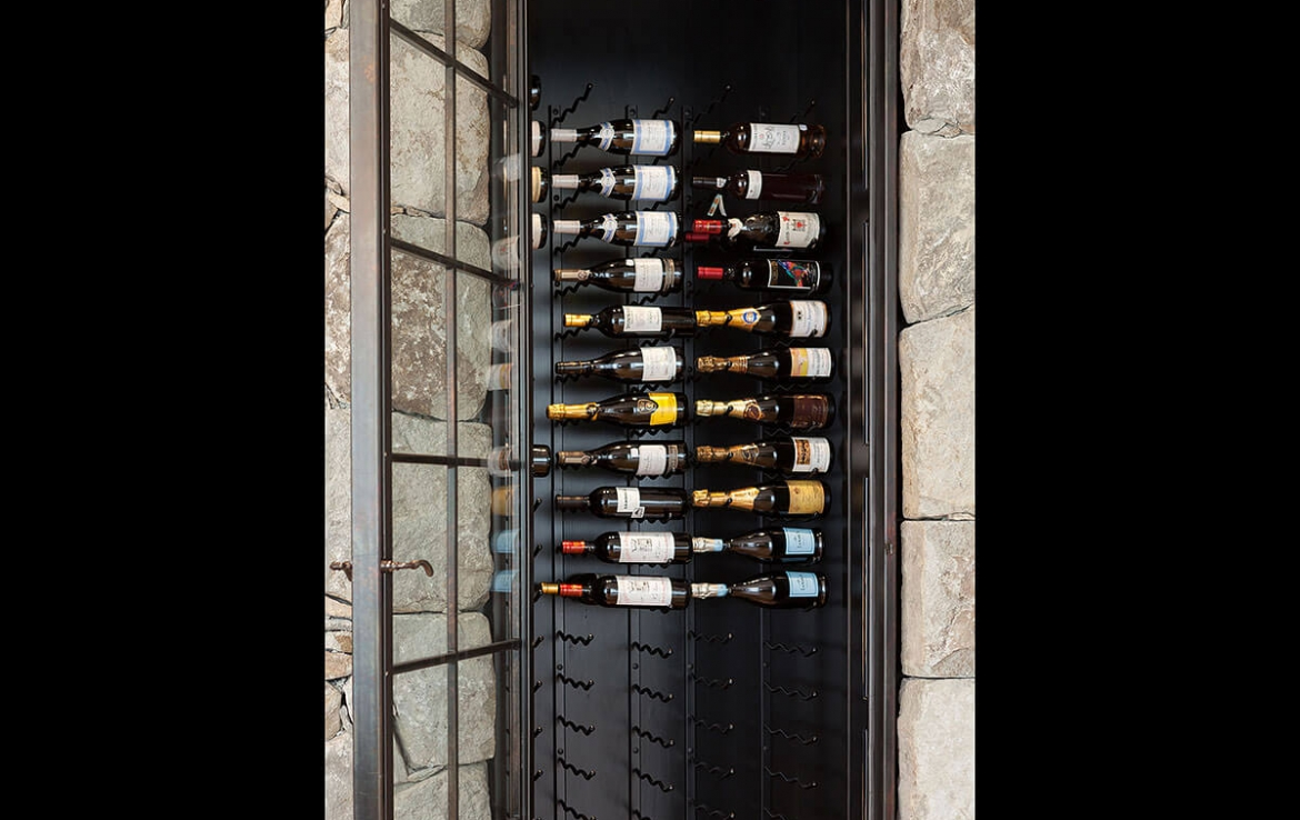 Whistler Estate, Wine Cellar | Vancouver luxury real estate | Harvey Kardos | Finest Residences