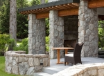 Whistler Estate, Patio | Vancouver luxury real estate | Harvey Kardos | Finest Residences