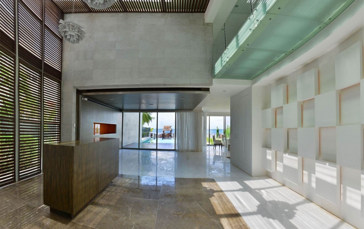 Casa Murmullo, Cancun luxury waterfront home | Riviera Maya Sotheby's | Finest Residences