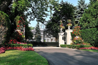 Finest Residences  French Chateau in Ontario, (Mississauga), Canada   Sotheby's International Realty Canada
