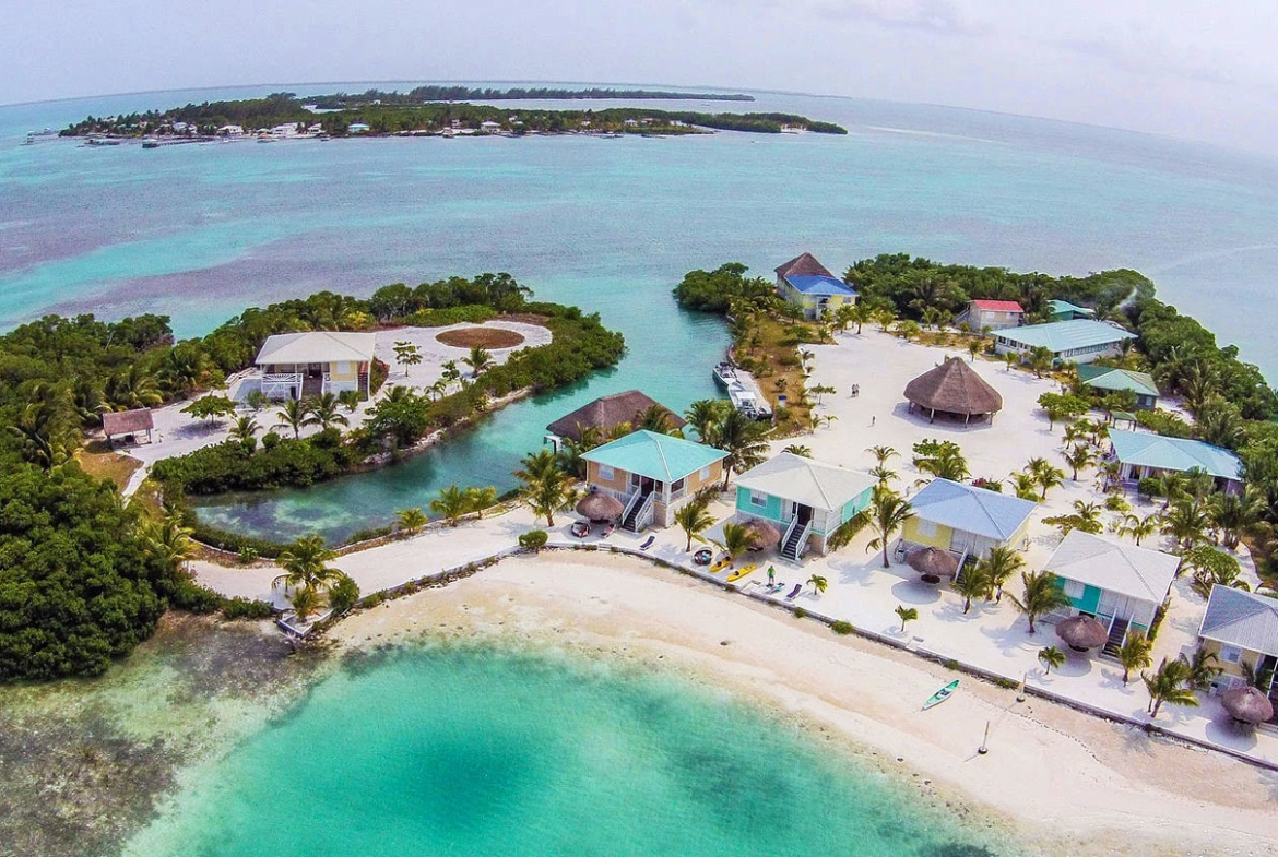 ROYAL PALM ISLAND | Private Island & Resort For Sale in Belize | An Idyllic Private Island For Sale, Belize • Presented by Bernard Corcos, Chairman & CEO Finest International | Selected by Finest Residences