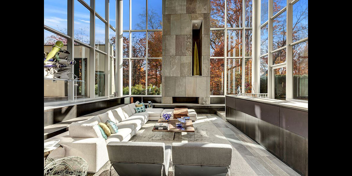 Rock Creek Park estate | 2815 Woodland Dr, NW | Washington luxury real estate | Marilyn Charity • Washington Fine Properties | Finest Residences