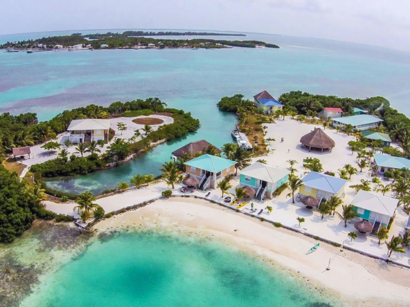 ROYAL PALM ISLAND |An Idyllic Private Island For Sale, Belize • Presented by Bernard Corcos, Chairman & CEO Finest International |Selected by Finest Residences