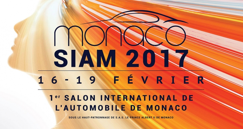 SIAM 2017, the first Monaco International Motor Show