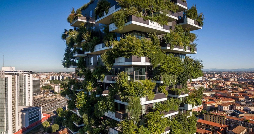 Discover Bosco Verticale (Vertical Forest) in Milan, Italy