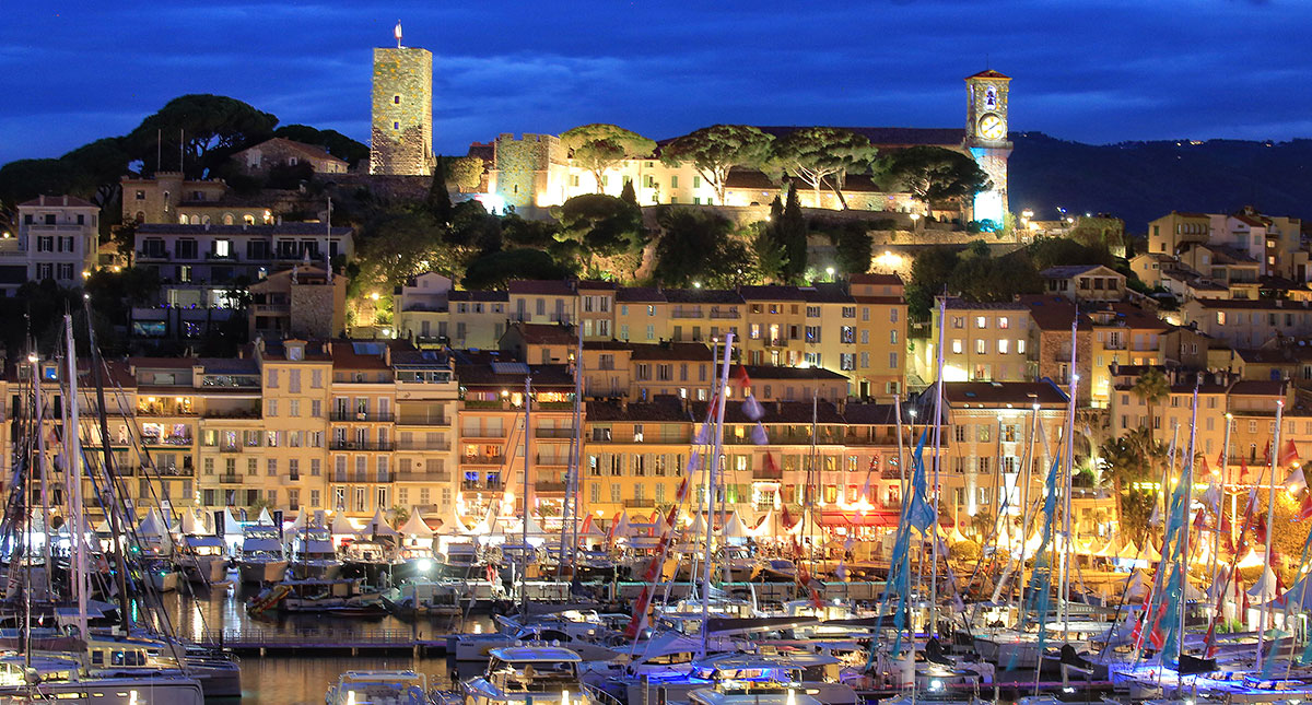 The Cannes Yachting Festival celebrates its 40th Anniversary