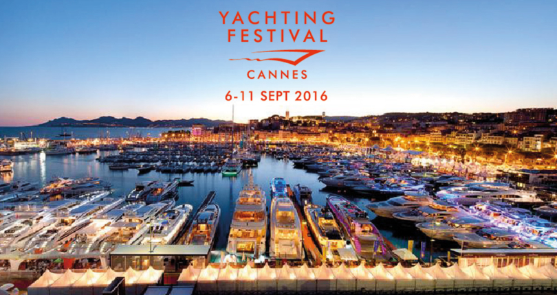 Cannes Yachting Festival 2016, Glam by the Sea