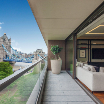 Blenheim House, One Tower Bridge, London, United Kingdom | Shereen Malik, United Kingdom Sotheby's International Realty | FINEST RESIDENCES