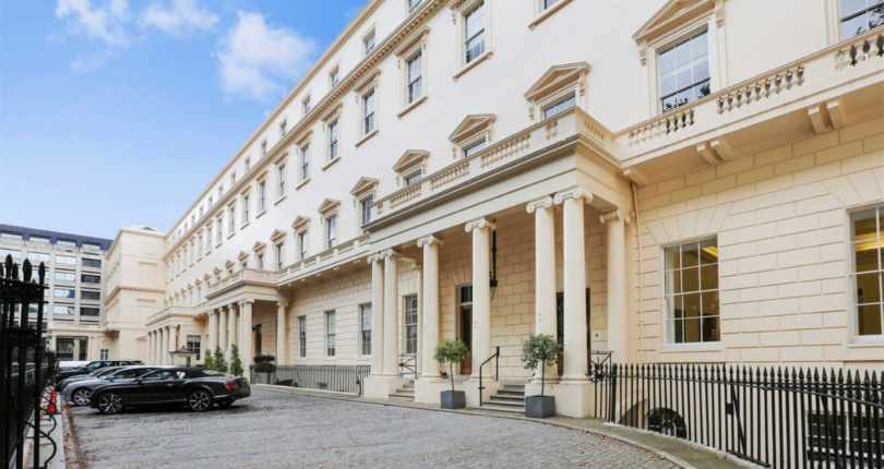Carlton House Terrace, St James, London UK | Shereen Malik, United Kingdom Sotheby's International Realty | FINEST RESIDENCES