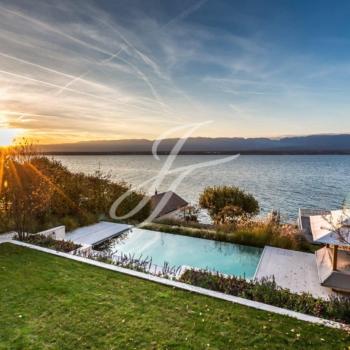 Luxury Waterfront Property in Geneva Left Bank, Switzerland for sale |John Taylor Switzerland | FINEST RESIDENCES