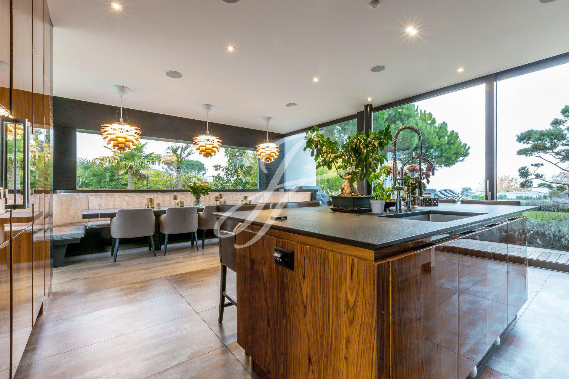 Beautiful home for sale in Anières, Switzerland |FINEST RESIDENCES