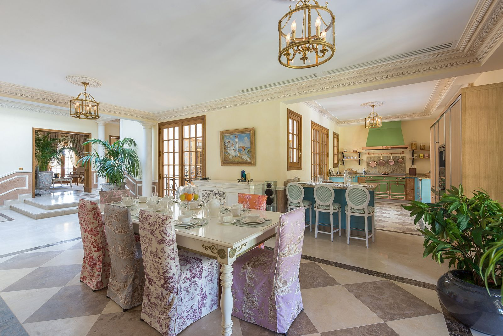 Palais Vénitien, palatial residence in Cannes, France | FINEST RESIDENCES