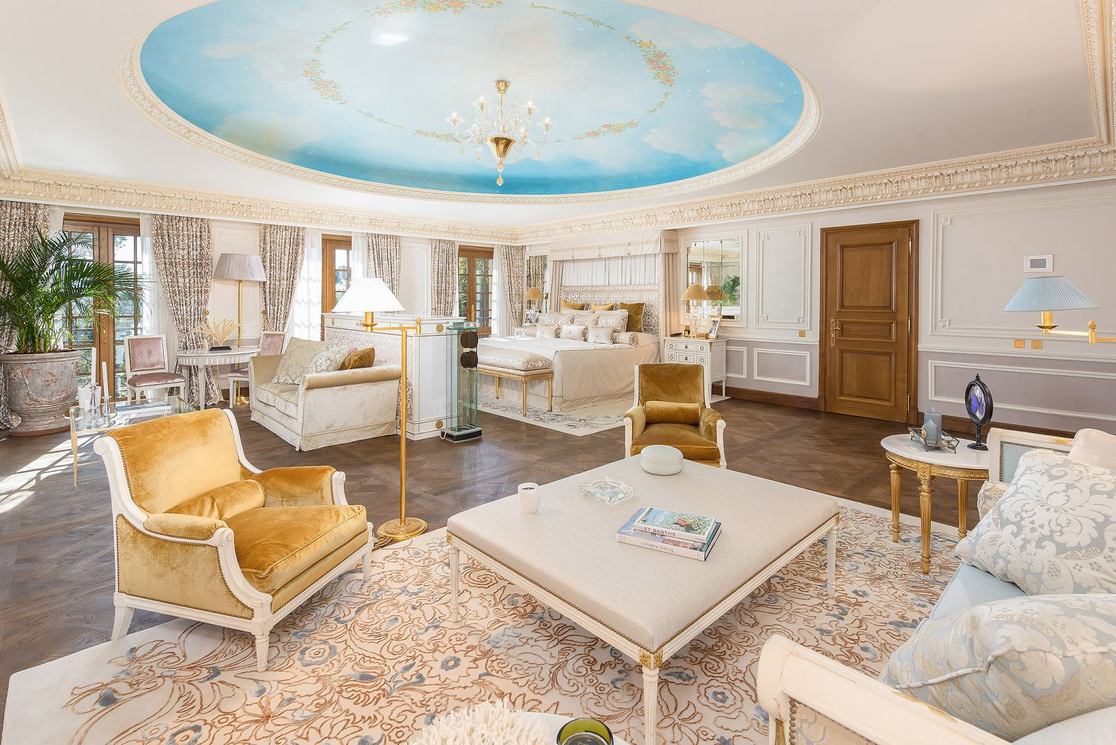 Palais Vénitien, residential palace in Cannes, France | FINEST RESIDENCES