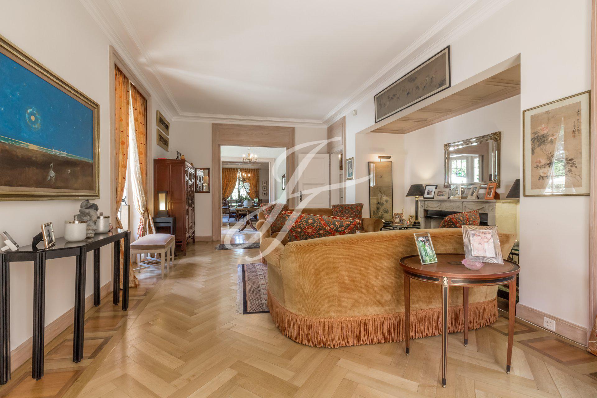 Maison de rêve à vendre à Chêne-Bougerie, Genève, Suisse  John Taylor Switzerland  FINEST RESIDENCES