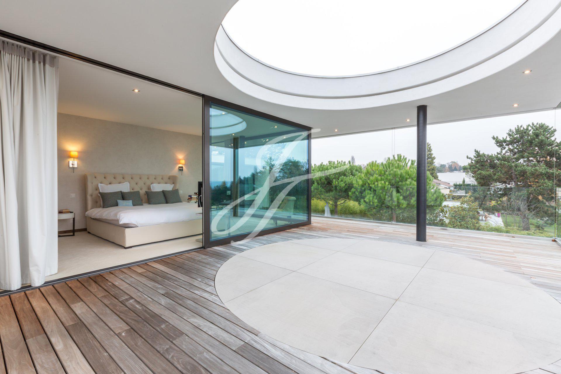 Dream villa for sale in Anières, Switzerland |FINEST RESIDENCES