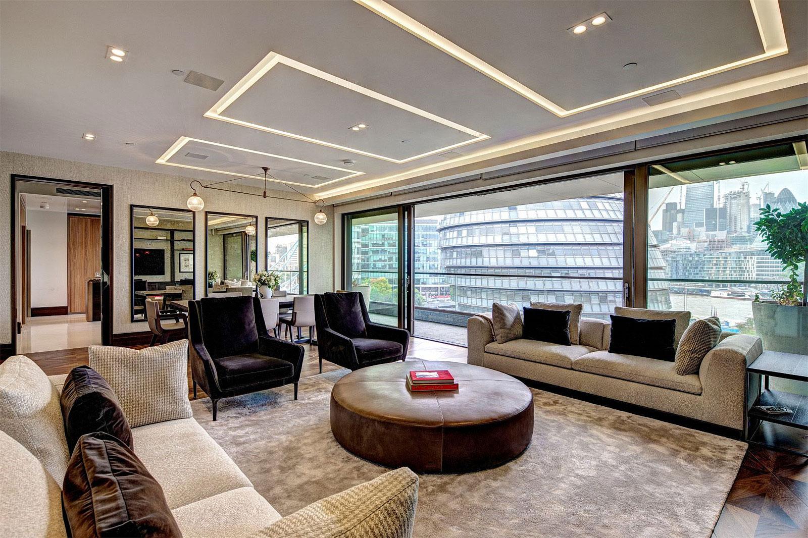 Blenheim House, One Tower Bridge, London, United Kingdom | Shereen Malik, United Kingdom Sotheby's International Realty |FINEST RESIDENCES - 2