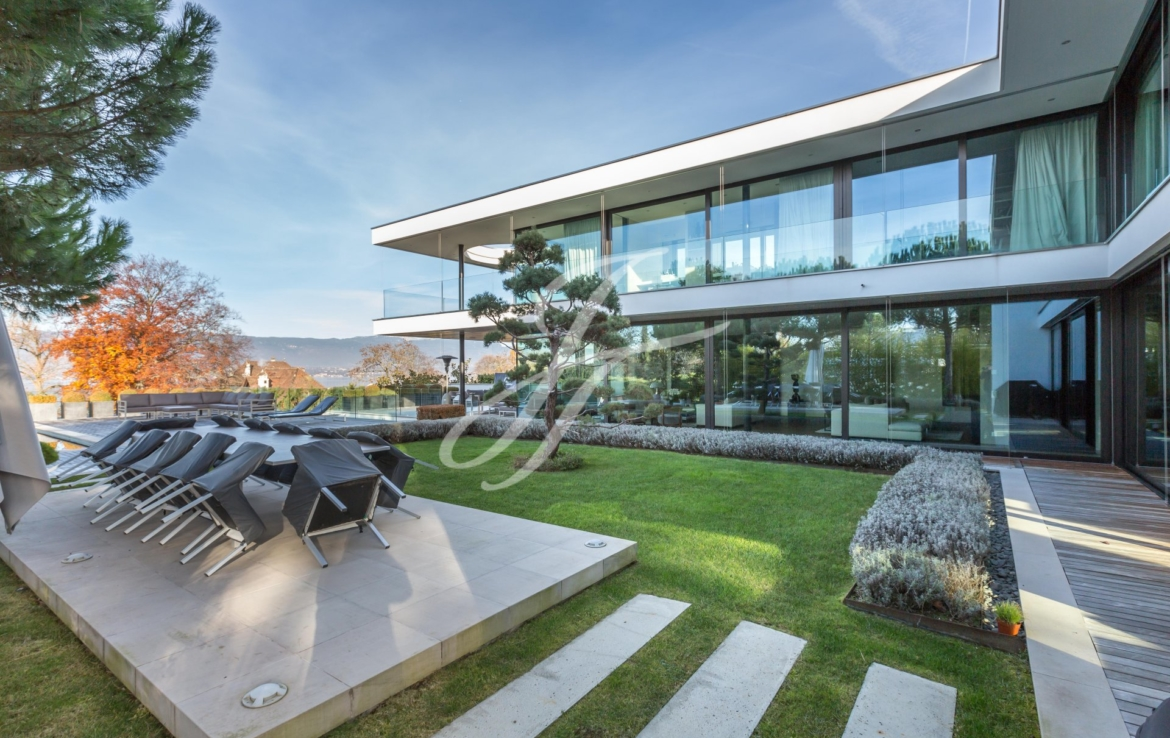 Luxury property for sale in Anières, Switzerland | FINEST RESIDENCES