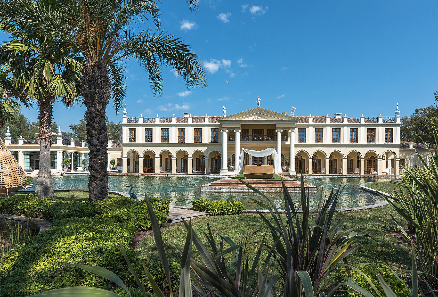 Palais Vénitien, residential palace in Cannes, France | The Finest Newsletter | FINEST RESIDENCES
