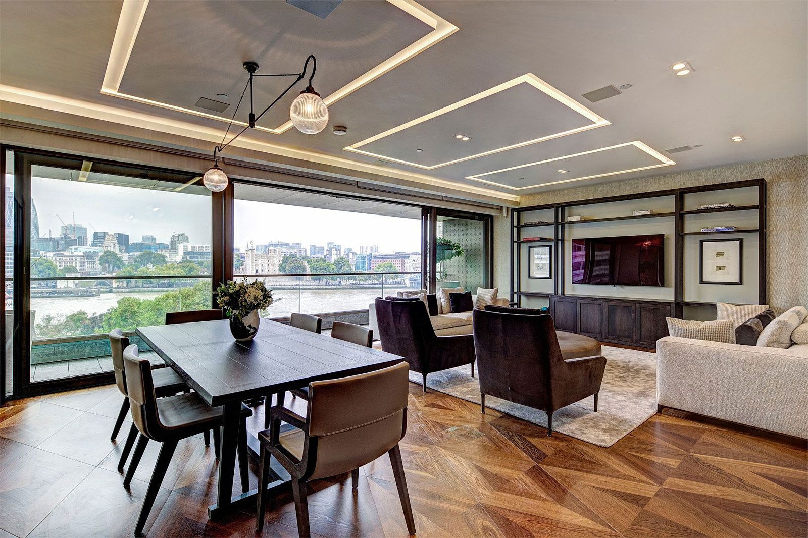 Blenheim House, One Tower Bridge, London, United Kingdom | Shereen Malik, United Kingdom Sotheby's International Realty |FINEST RESIDENCES - 3