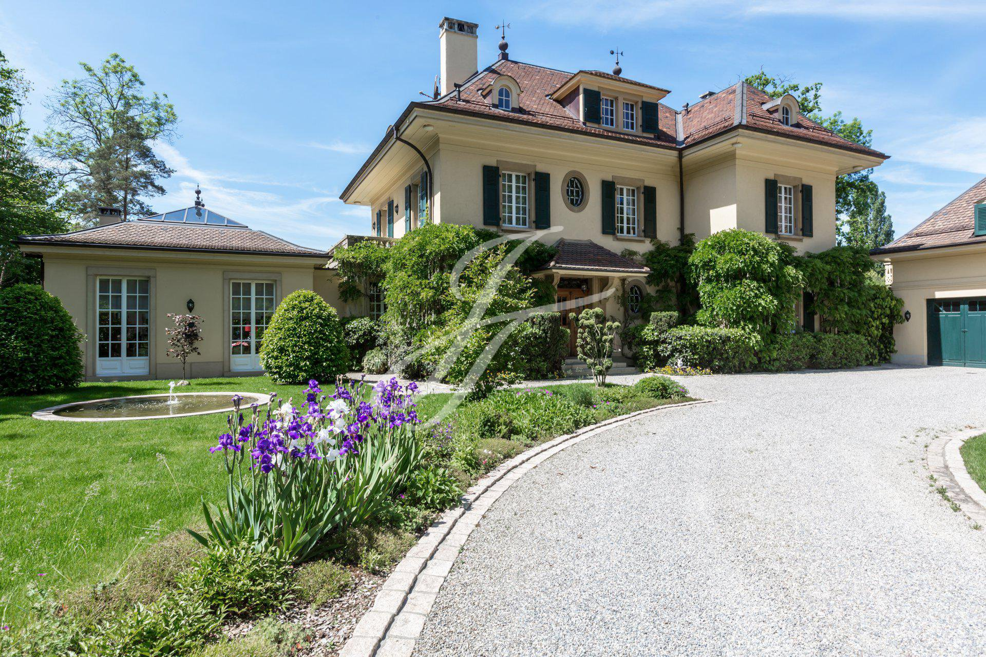 3-Luxury villa for sale in Geneva, Switzerland for sale | John Taylor Switzerland | FINEST RESIDENCES