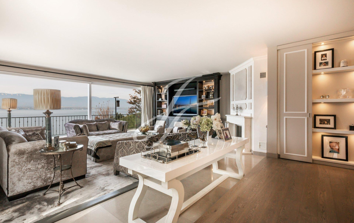 Luxury Waterfront Property For Sale in Geneva Left Bank, Switzerland | John Taylor Switzerland | FINEST RESIDENCES