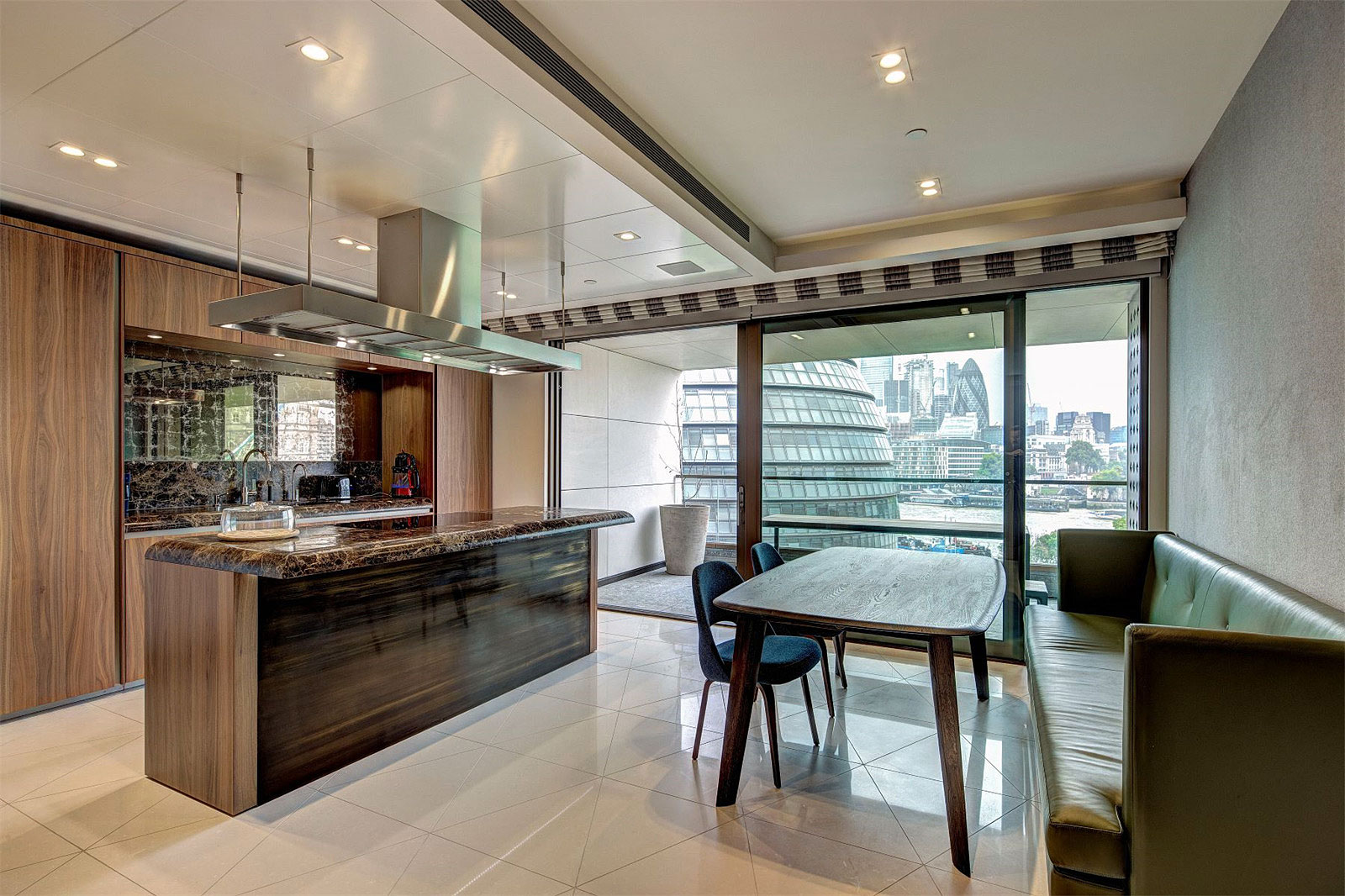 Blenheim House, One Tower Bridge, London, United Kingdom | Shereen Malik, United Kingdom Sotheby's International Realty |FINEST RESIDENCES - 4