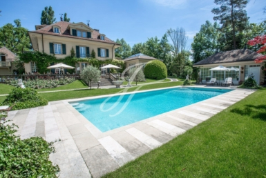 4-Luxury House for sale in Geneva Center Left Bank, Switzerland for sale | John Taylor Switzerland | FINEST RESIDENCES