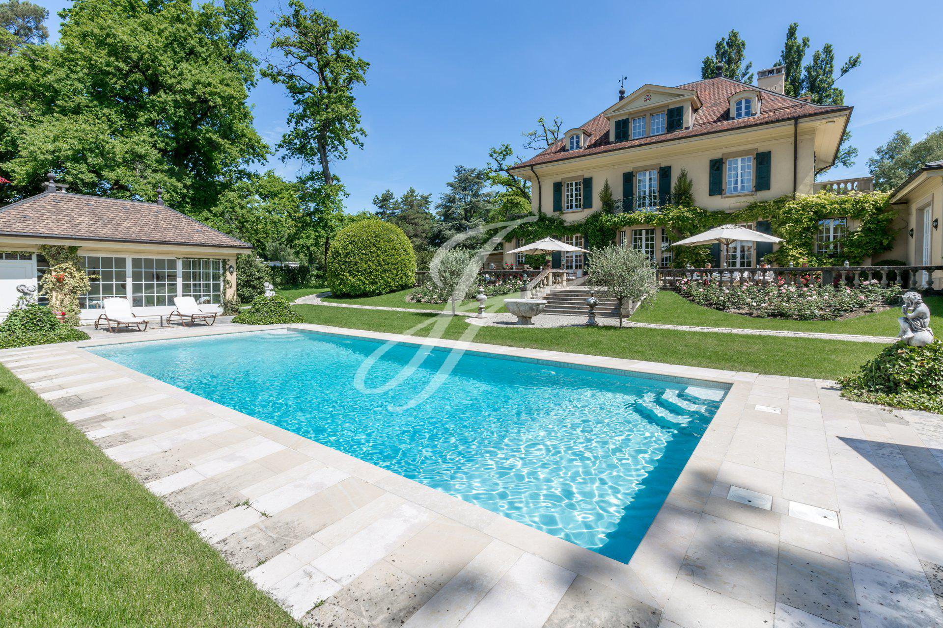 5-Luxury House for sale in Geneva, Switzerland for sale | John Taylor Switzerland | FINEST RESIDENCES