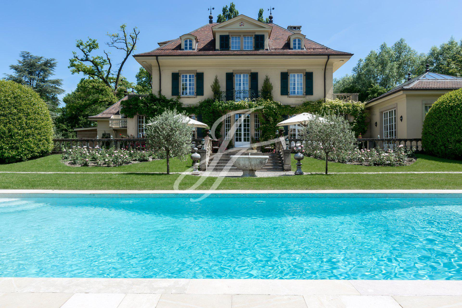 Luxury Home For Sale in Geneva, Switzerland for sale | John Taylor Switzerland | FINEST RESIDENCES