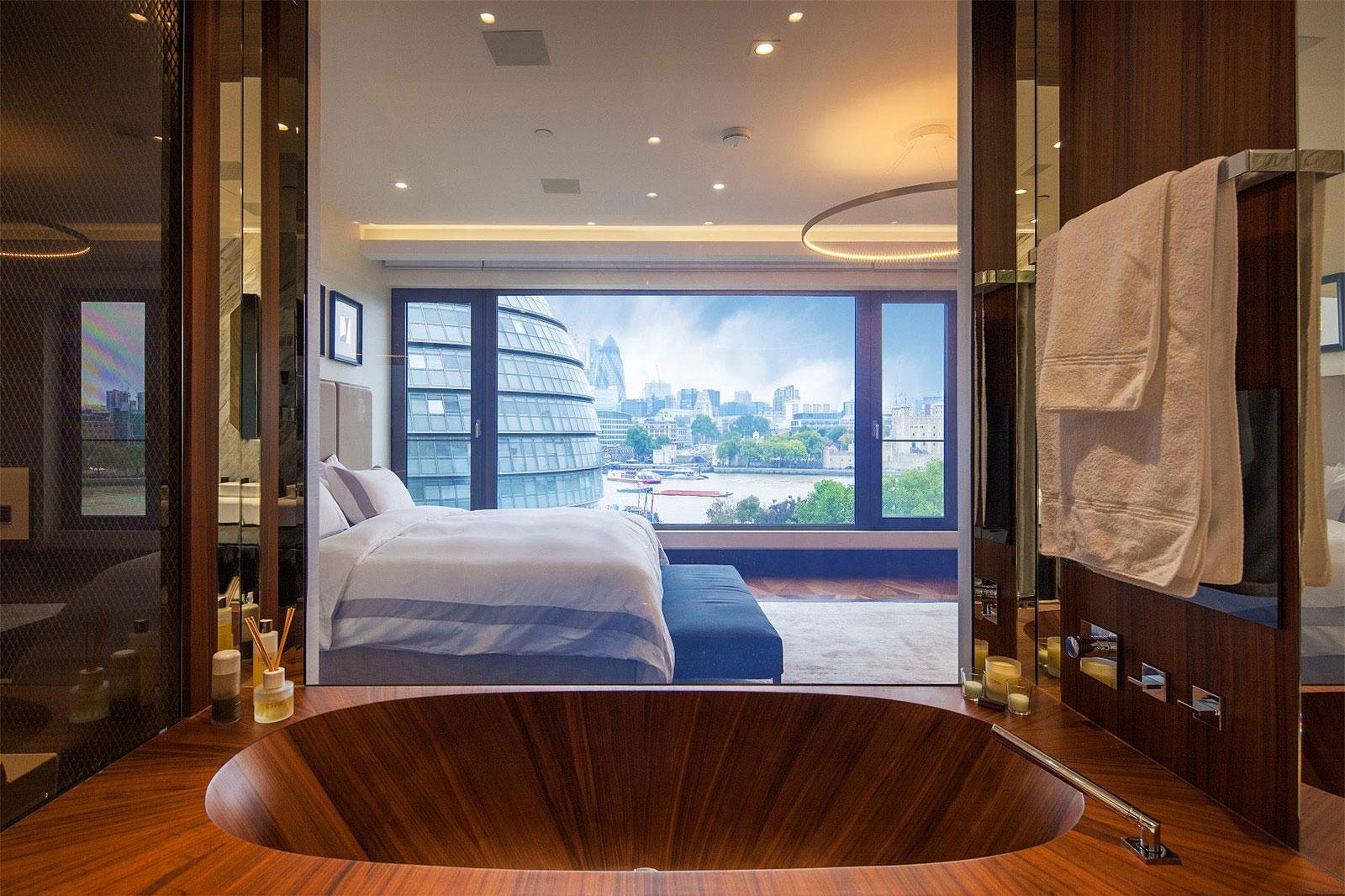 Blenheim House, One Tower Bridge, London, United Kingdom | Shereen Malik, United Kingdom Sotheby's International Realty |FINEST RESIDENCES - 7