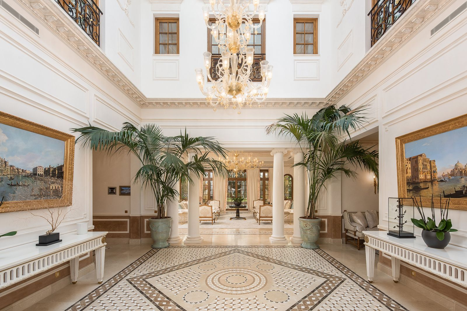 Palais Vénitien, extraordinary palatial property in Cannes, France | FINEST RESIDENCES