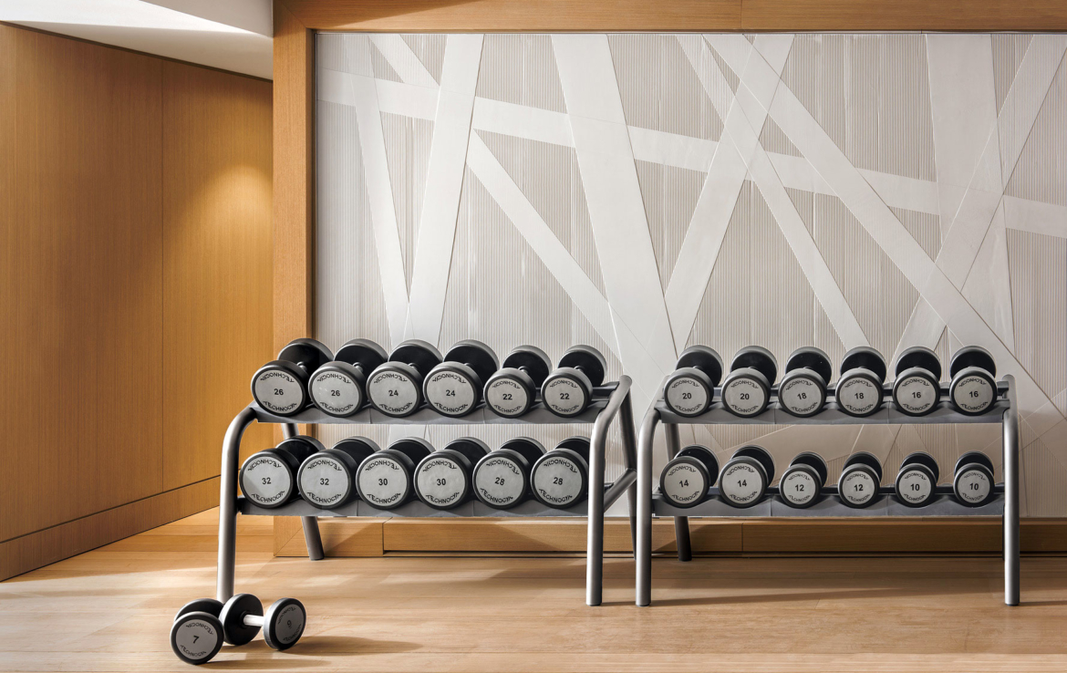 Tour Odeon of Monaco, The Fitness Center | Finest International | FINEST RESIDENCES