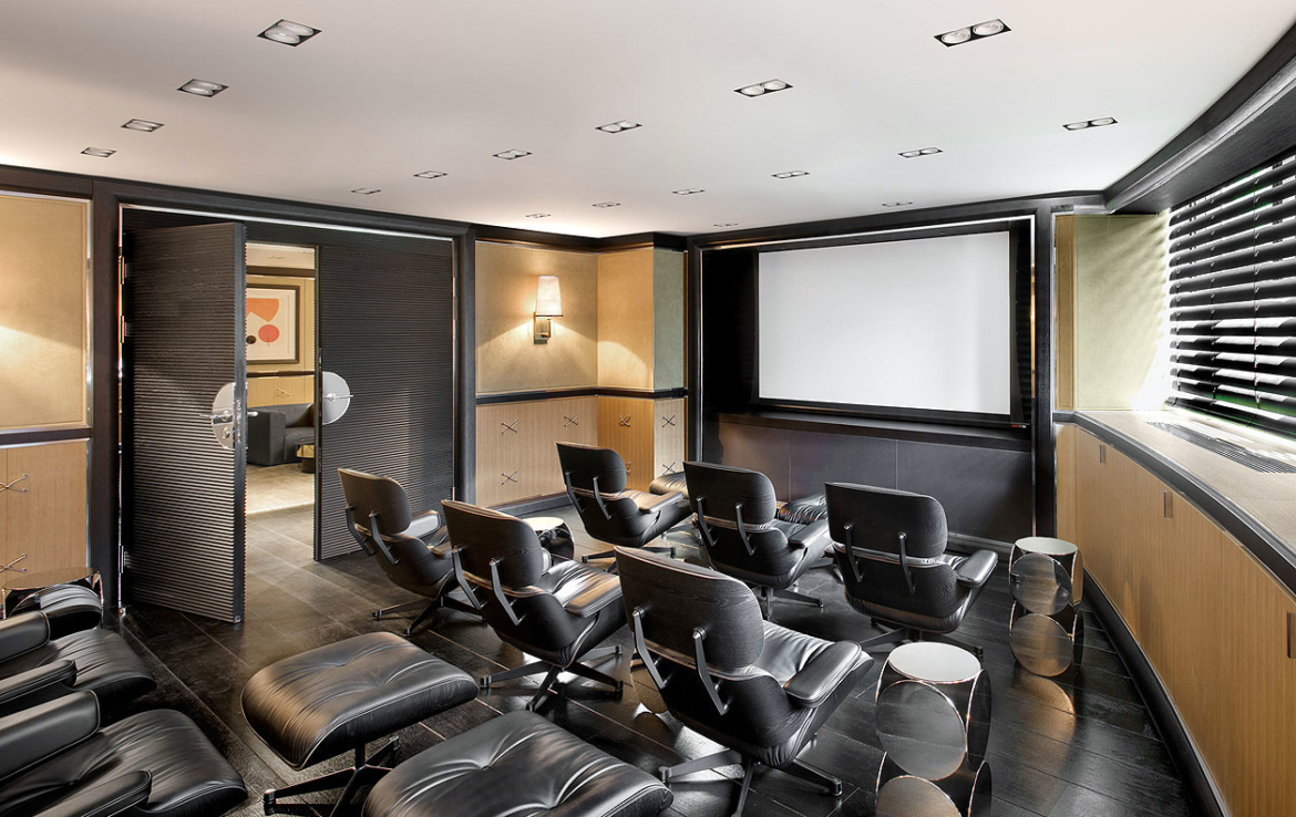 Tour Odeon of Monaco, The Home Theatre | Finest International | FINEST RESIDENCES