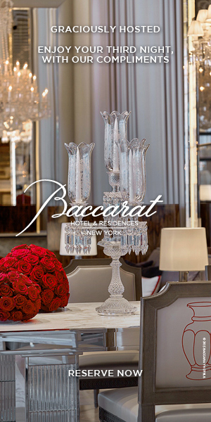 Baccarat Residences New York | FINEST RESIDENCES