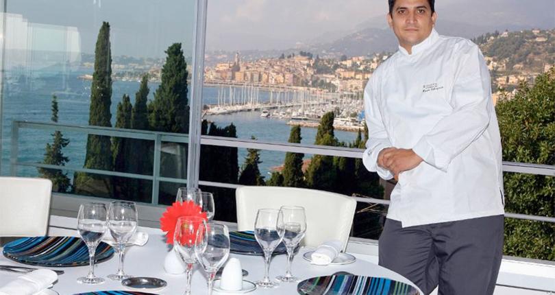 "The French ""Mirazur"" in Menton Sacred The World's Best Restaurant"