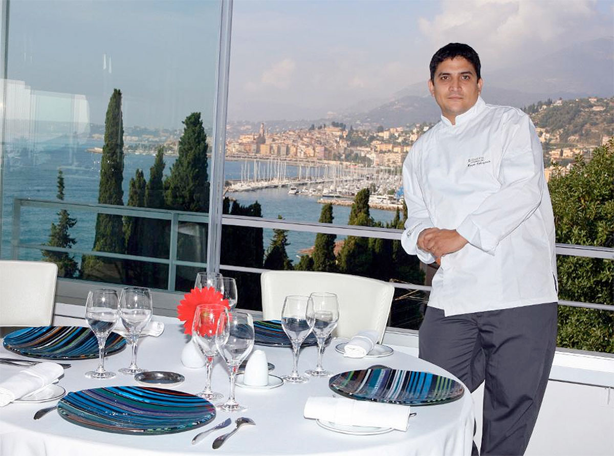 "The french ""Mirazur"" sacred The World's Best Restaurant 