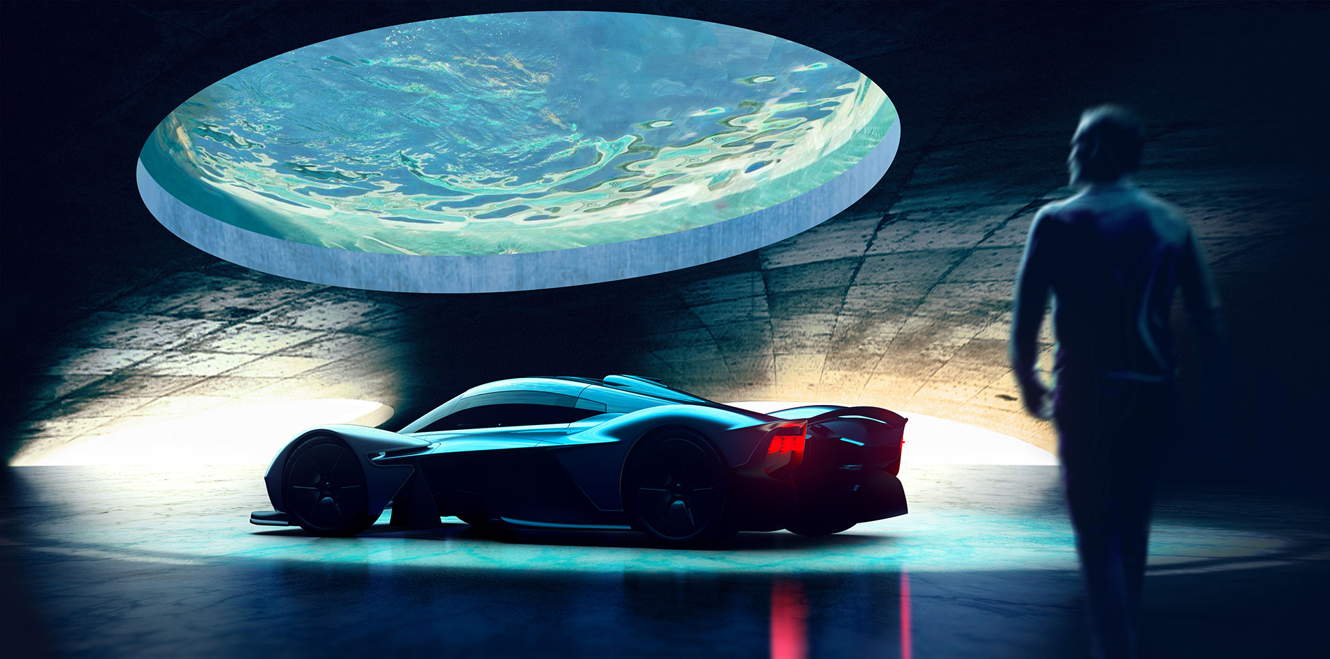Aston Martin Automotive Galleries and Lairs- evealed at Pebble Beach   FINEST LIVING, the blog of FINEST RESIDENCES